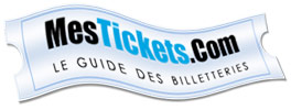 MesTickets.Com - Billets de Concert, Spectacle, Match, Parc et Voyages - Billetteries
