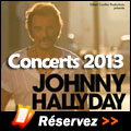 Billets Johnny Hallyday
