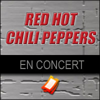 Actu Red Hot Chili Peppers