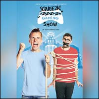 SQUEEZIE GAMING SHOW : Spectacle au Grand Rex à Paris avec Cyprien et Squeezie !