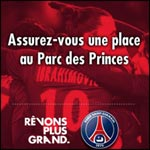 PARIS SAINT-GERMAIN - Abonnement Saison 2014 : Inscription Prioritaire Gratuite !