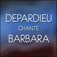 album depardieu chante barbara