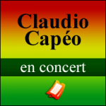 Places de Concert Claudio Capéo