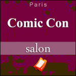 Billets Salon Comic Con