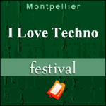 Billet Festival I Love Techno