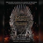 Billets Exposition Game of Thrones