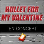 Places Concert Bullet For My Valentine
