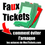 Vérifier la provenance du ticket